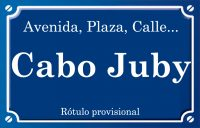 Cabo Juby (calle)