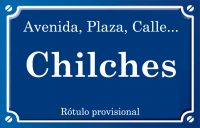 Chilches (calle)