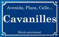 Cavanilles (calle)