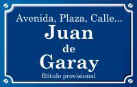 Juan de Garay (calle)