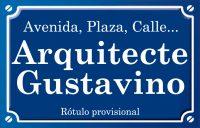 Arquitecte Gustavino (calle)