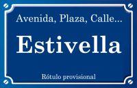 Estivella (calle)