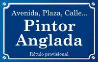 Pintor Anglada (plaza)