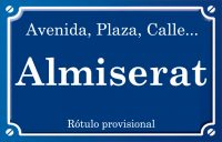 Almiserat (calle)