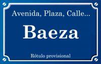 Baeza (calle)