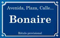 Bonaire (calle)
