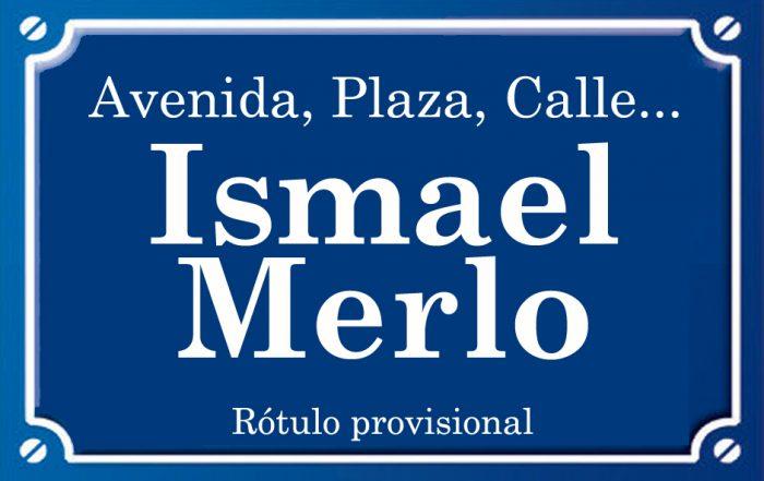 Ismael Merlo (calle)