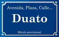 Duato (calle)