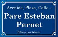 Pare Esteban Pernet (calle)