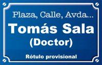 Doctor Tomás Sala (avenida)