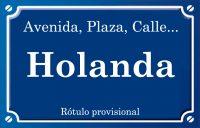 Holanda (plaza)
