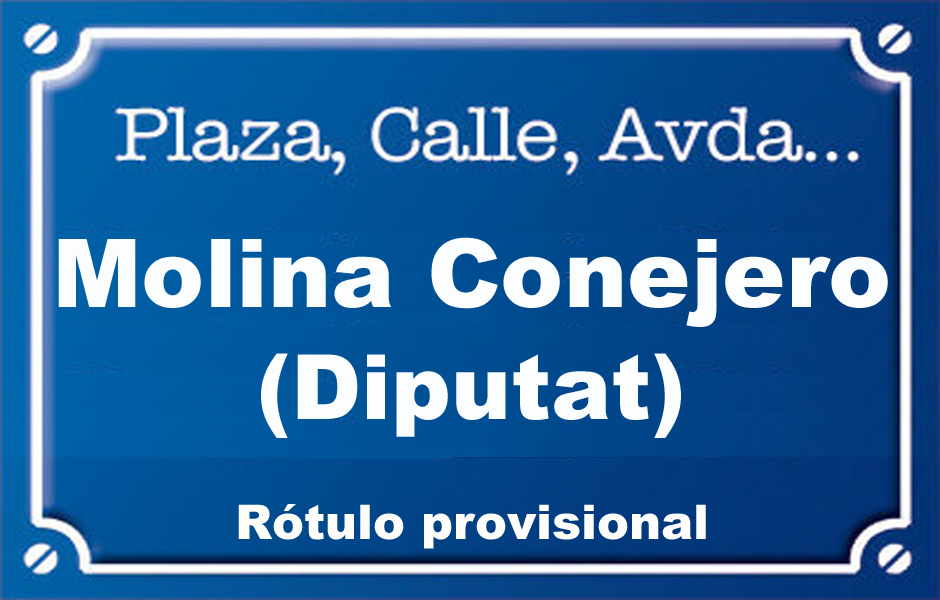 Diputado Molina Conejero (calle)