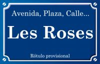 Les Roses (calle)