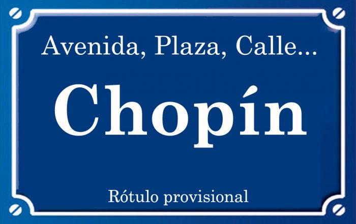 Chopín (plaza)