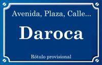 Daroca (calle)