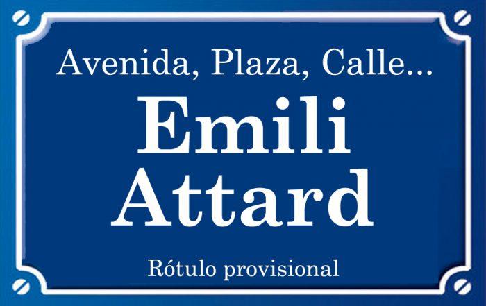 Emili Attard (plaza)