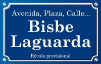 Bisbe Laguarda (plaza)