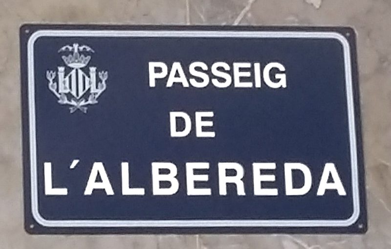 Alameda (Paseo)