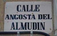 Angosta de l'Almodí (calle)