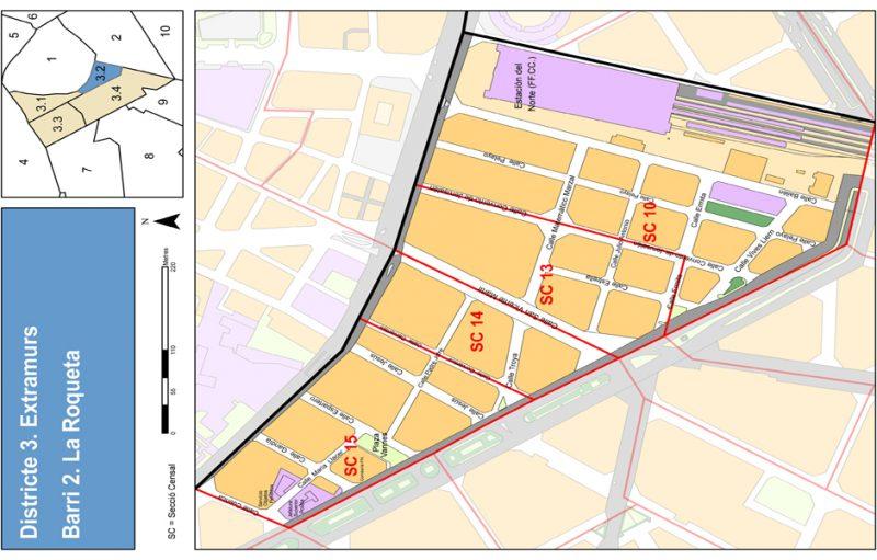 Barrio 3.2: La Roqueta