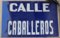 Cavallers (calle)