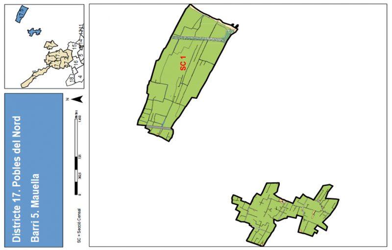 Barrio 17.5: Mauella
