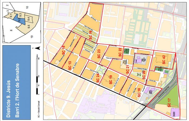 Barrio 9.2: L'Hort de Senabre