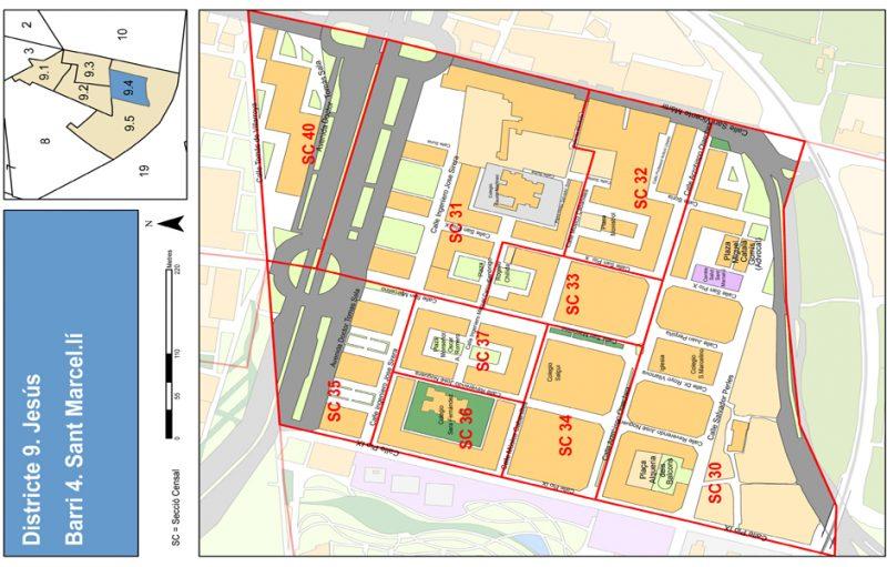 Barrio 9.4: Sant Marcel.lí