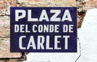 Conde de Carlet (plaza)