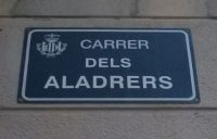 Aladrers (calle)