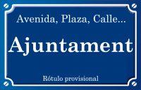 Ajuntament (plaza)