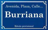 Borriana (calle)