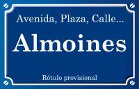 Almoines (calle)