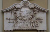 Arquitecte Alfaro (calle)