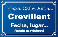 Crevillent (calle)