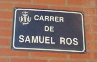 Samuel Ros (calle)