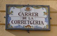 Corretgería (calle)