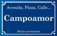 Campoamor (calle)