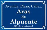 Aras de Alpuente (plaza)