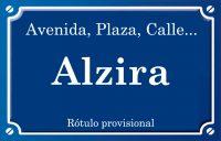 Alzira (calle)