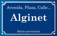 Alginet (calle)