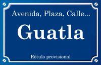 Guatla (calle)