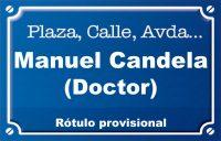 Doctor Manuel Candela (calle)