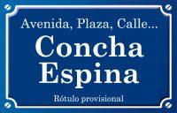 Concha Espina (calle)