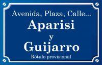 Aparisi y Guijarro (calle)