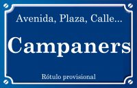 Campaners (calle)