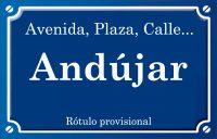 Andújar (plaza)