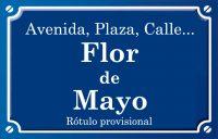 Flor de Mayo (calle)