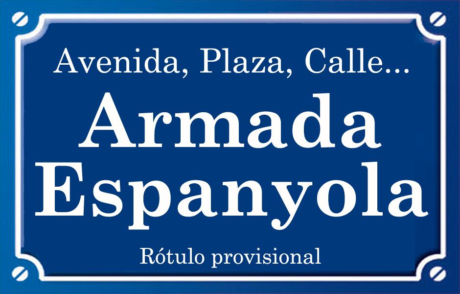 Armada Espanyola (plaza)