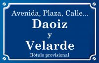 Daoiz i Velarde (calle)